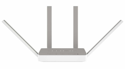 Keenetic KN-1710-01TR Extra AC1200 1200Mbps 5 Port USB2 Mesh Router