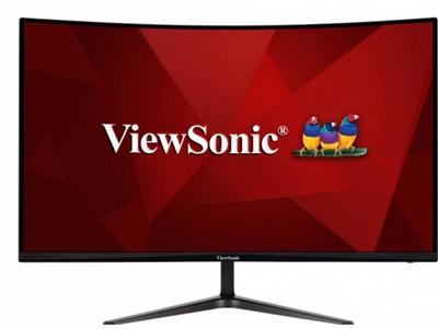 "ViewSonic 31.5"" VX3218-PC-MHD 1ms 165hz HDMI,DisplayPort AdaptiveSync Curved Gaming Monitör"