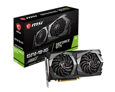 En ucuz MSI GeForce GTX 1650 Gaming 4G 4GB GDDR5 128 Bit Ekran Kartı Fiyatı