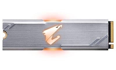 Gigabyte 512GB Aorus RGB NVMe Okuma 3480MB-Yazma 2000MB M.2 SSD (GP-ASM2NE2512GTTDR)