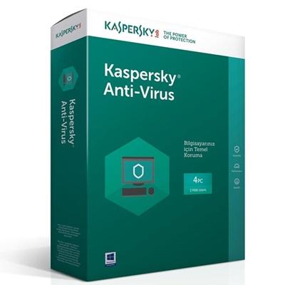 En ucuz Kaspersky 4 Kullanıcı 1 Yıl Lisanslı Antivirüs   Fiyatı