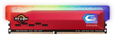 En ucuz GeIL 32GB(2x16) Orion RGB 3600mhz CL18 DDR4  Ram (GAOSR432GB3600C18BDC) Fiyatı