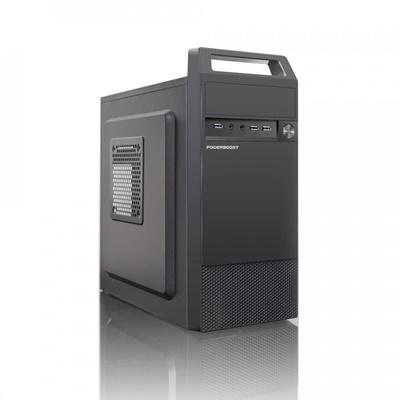 En ucuz PowerBoost VK-V02M 350W USB 3.0 mATX Mini Tower Kasa  Fiyatı