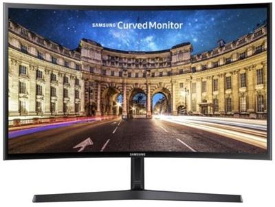 """Samsung 23,5"""" LC24F396FHMXUF 4ms 60hz HDMI,VGA FreeSync Curved Gaming Monitör"""