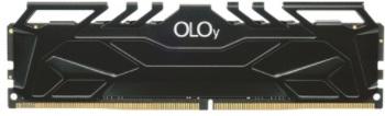 OLOy 8GB OWL Black 3000mhz CL16 DDR4  Ram (MD4U0830162BHKSA)
