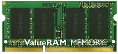 Kingston 4GB 1333mhz CL9 DDR3 Notebook Ram (KVR13S9S8/4)