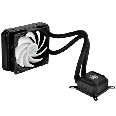 SilverStone Tundra TD03LITE 120 mm Beyaz Fan Intel-AMD Uyumlu Sıvı Soğutucu