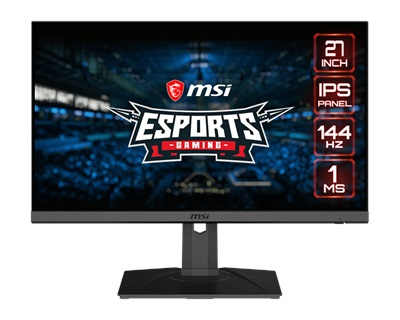 "MSI 27"" Optix MAG275R 1ms 144hz HDMI,DisplayPort FreeSync Gaming Monitör"