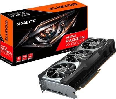Gigabyte Radeon RX 6900 XT 16G 16GB GDDR6 256 Bit Ekran Kartı