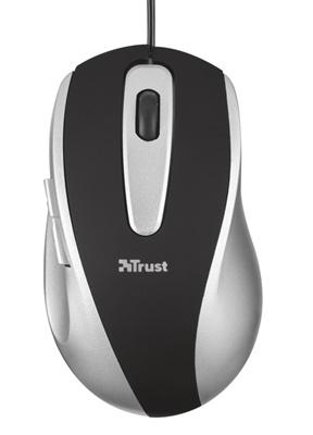 Trust EasyClick 16535 Gri  USB Mouse