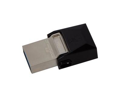 Kingston 16GB DT MicroDuo USB 3.0 DTDUO3/16GB USB Bellek