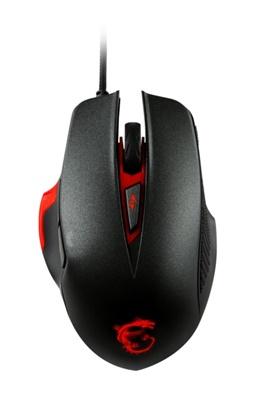 MSI Interceptor DS300 Siyah Lazer Gaming Mouse