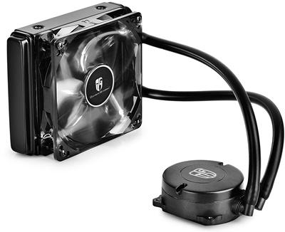 Deep Cool Maelstrom 120T White 120mm Led Fan Intel-AMD Uyumlu Sıvı Soğutucu