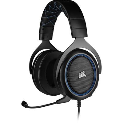 En ucuz Corsair HS50 Pro Stereo  Mavi Gaming Kulaklık  Fiyatı