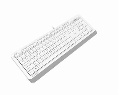 En ucuz A4 Tech FK10 Beyaz Türkçe Q  USB Klavye Fiyatı
