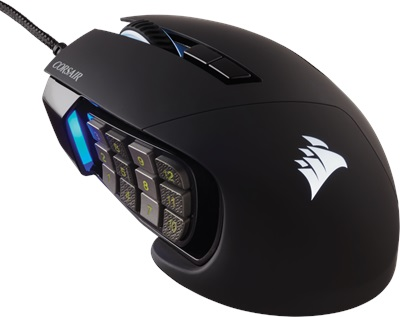En ucuz Corsair Scimitar RGB Elite Optik Gaming Mouse   Fiyatı