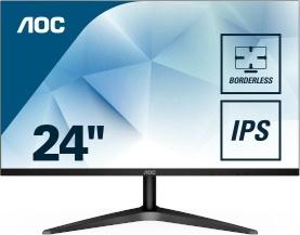 """En ucuz Aoc 23,8"""" 24B1XH 7ms 60Hz HDMI,VGA IPS Monitör Fiyatı"""