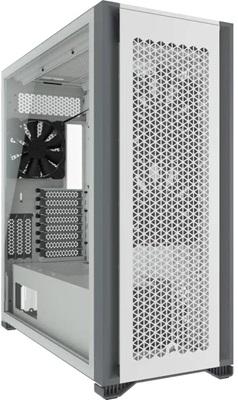 Corsair 7000D Airflow Tempered Glass Beyaz USB 3.0 ATX Full Tower Kasa