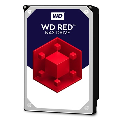 WD 4TB Red 64MB 5400rpm (WD40EFRX) NAS Diski