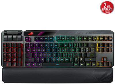 Asus Rog Claymore II Optical Switch RGB Mekanik Kablosuz Gaming Klavye