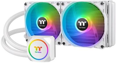 Thermaltake TH240 ARGB Snow Edition 240 mm Intel-AMD Uyumlu Sıvı Soğutucu