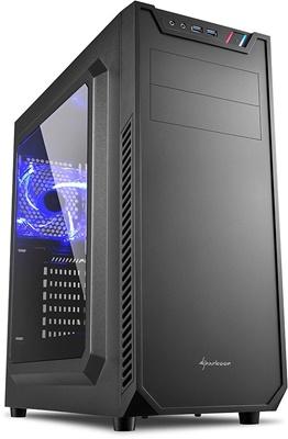 Sharkoon VS7 Window USB 3.0 ATX Mid Tower Kasa