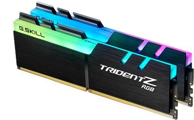 En ucuz G.Skill 16GB(2x8) Trident Z RGB 4000mhz CL18 DDR4  Ram (F4-4000C18D-16GTZRB) Fiyatı