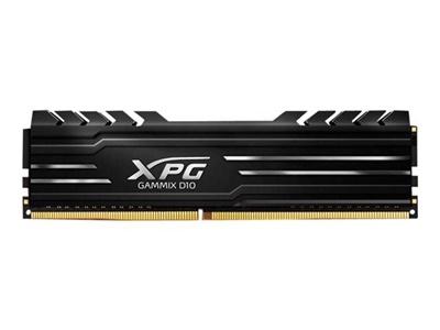 XPG 8GB Gammix D10 Siyah 3000mhz CL16 DDR4  Ram (AX4U3000W8G16-SB10)