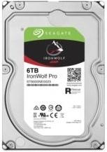 Seagate 6TB Ironwolf Pro 256MB 7200rpm (ST6000NE000) Harddisk