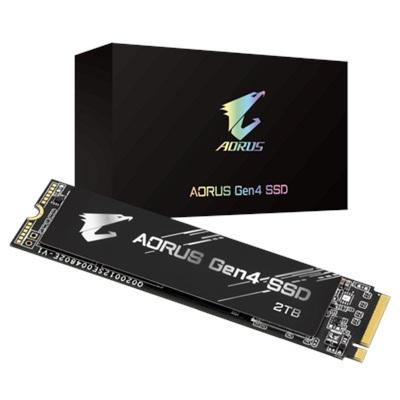 Gigabyte 2TB Aorus Gen4 Okuma 5000MB-Yazma 4400MB M.2 SSD (GP-AG42TB)
