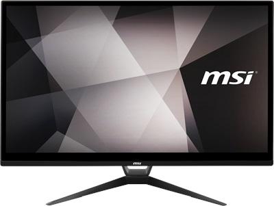 En ucuz MSI PRO 22XT 10M-010XTR i5-10400 8GB 1TB 256GB SSD 21.5 Dos AIO PC Fiyatı