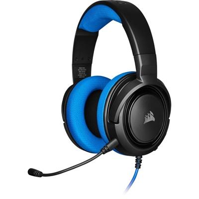 En ucuz Corsair HS35 Stereo  Mavi Gaming Kulaklık  Fiyatı