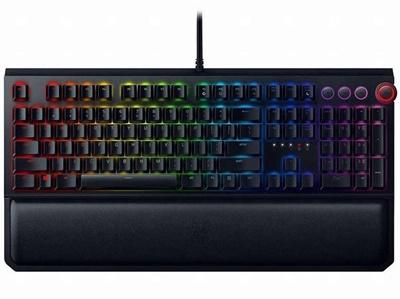 Razer Blackwidow Elite Green Switch Mekanik RGB Gaming Klavye