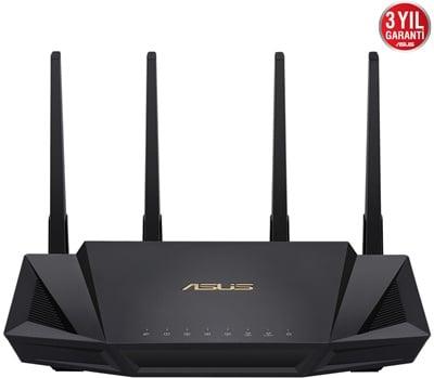 En ucuz Asus RT-AX58U 4804Mbps 4 Port Router   Fiyatı