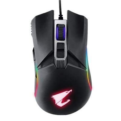 En ucuz Gigabyte Aorus M5 Siyah RGB Optik Gaming Mouse  Fiyatı