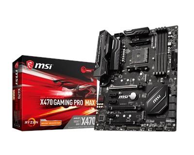 En ucuz MSI X470 Gaming Pro MAX 4133mhz(OC) M.2 AM4 ATX Anakart Fiyatı