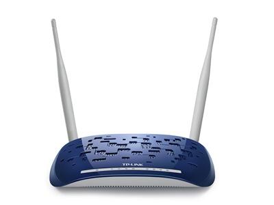 Tp-Link TD-W8960N 300Mbps 4 Port ADSL Modem Router