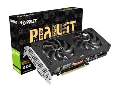 Palit GeForce GTX 1660 Super GP OC 6GB GDDR6 192 Bit Ekran Kartı
