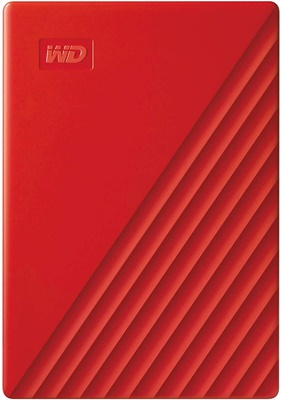 En ucuz WD 2TB My Passport Red USB 3.0 2,5 (WDBYVG0020BRD-WESN) Taşınabilir Disk Fiyatı