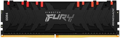 Kingston 8GB Fury Renegade RGB 4000mhz CL19 DDR4  Ram (KF440C19RBA/8)