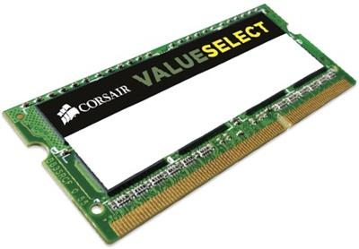Corsair 4GB Value 1600mhz CL11 DDR3 Notebook Ram (CMSO4GX3M1C1600C11)