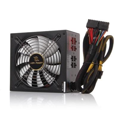 High Power 1000W Direct12 Serisi 80+ Bronz Yarı Modüler Güç Kaynağı