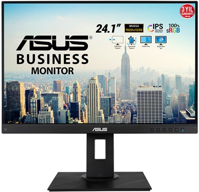 """En ucuz Asus 24"""" BE24WQLB 5ms 60hz HDMI,D-Sub,DisplayPort Monitör Fiyatı"""