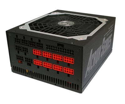Zalman 1200W Acrux Serisi 80+ Platinyum Tam Modüler Güç Kaynağı