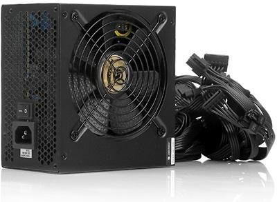 High Power 600W Performance GD 80+ Gold  Güç Kaynağı