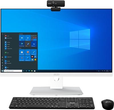 MSI MODERN AM241TP 11M-238TR i7-1165G7 16GB 512GB SSD 23.8 Windows 10 Pro AIO PC