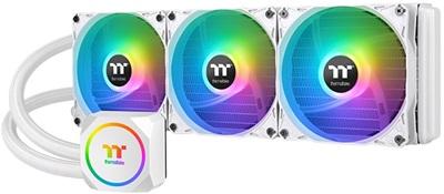 Thermaltake TH360 ARGB Snow Edition 360 mm Intel-AMD Uyumlu Sıvı Soğutucu