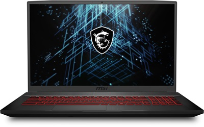 MSI GF75 Thin 10UE-083TR i7-10750H 16GB 1TB SSD 6GB RTX3060 17.3 Windows 10 Gaming Laptop