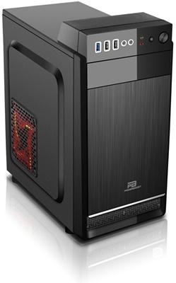 En ucuz PowerBoost VK-102M 300W USB 3.0 mATX Mini Tower Kasa  Fiyatı