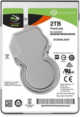 Seagate 2TB Firecuda 128MB 5400rpm (ST2000LX001) Notebook Disk